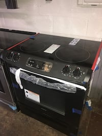 Slide In electric stove 30in Frigidaire brand new 6 months warranty Baltimore, 21209