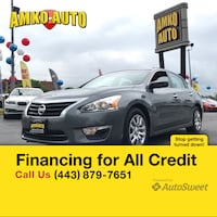 2015 Nissan Altima 2.5 S Laurel, 20724