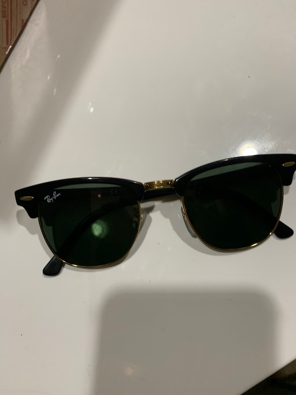 0689d8b1ad80 Used Rayban clubmaster for sale in Tampa - letgo