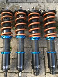 Scale coilovers Acura TL 2004-2008 Mississauga