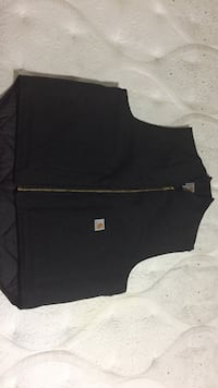 New Black and gray zip-up vest Coquitlam, V3K 5R2