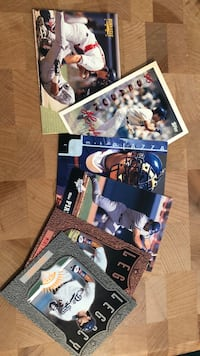 (6) Assorted Mike Piazza Baseball Cards Salisbury, 15558
