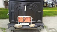 Cast iron parlor stove Independence, 64050