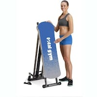 blue and black Total Gym XLS New Brunswick, 08901