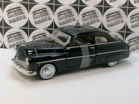 1949 MERCURY COUPE 1/24 MODEL ARABA