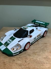 2009 Hess Truck race car and mini race car