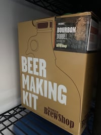 Brooklyn Brew shop kit New York, 11238