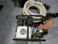 2 inch gas water pump whith homemade hos Edmonton, T5T 1M6