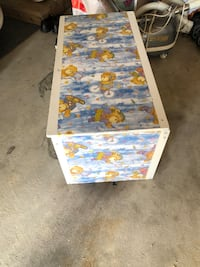 Treasure chest/ Toy box Brampton, L7A 3K2