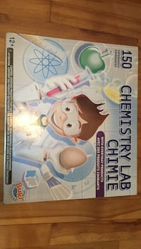 Chemistry lab kit for kids (unused) Laval, H7C 1M8