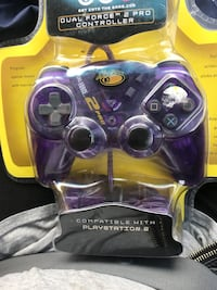 purple controller work for PlayStation 2  Saratoga Springs, 12866