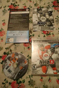 Video Game NHL 13 Mississauga, L4T 3L6