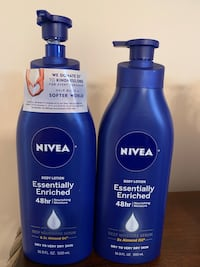 2 Nivea body lotions  Silver Spring, 20905