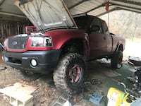 Ford - ranger - 2001 5 speed converted good motor an trans just put new clutch slave cylinder An flywheel in all leather interior throw me an offer
