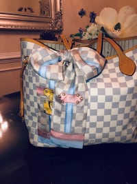 Louis Vuitton Azur Summer Trunk Bandeau