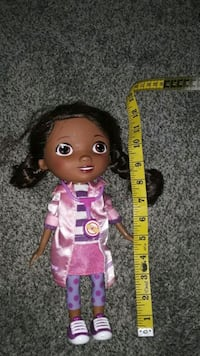 "Doc Mc Stuffins 12"" Doll"