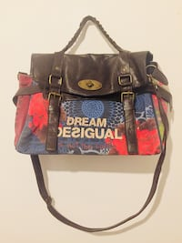 Desigual Patch Dream Bag Berlín, 10439