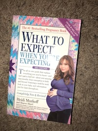 What to Expect When You're Expecting book Anna, 75409