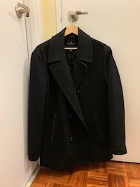 London Fog Peacoat 537 km
