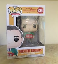 Pop Television MR Rogers Neighborhood collection Gainesville, 32605
