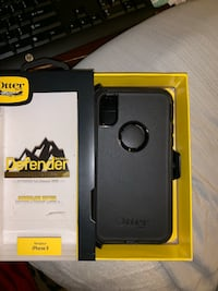 iPhone X/XS Otterbox Case Springfield, 22150