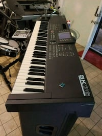 General Midi Keyboard SK76 Warrenton, 20187