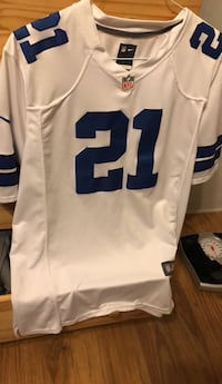 Ezekiel Elliott Dallas Cowboys Jersey Washington, 20009