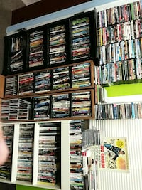 All dvd's are $1 Hagerstown, 21740