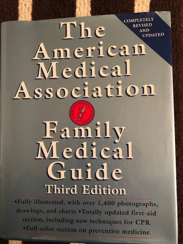 The American Medical Association Family Medical Guide - Third Edition a978dbff-6e10-40d4-93dc-18012d09aac0