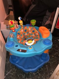 EXERSAUCER   ( original buyer did not show so this is available again)  Knoxville, 37922