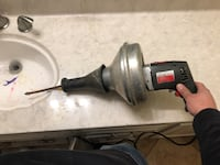 black and gray corded power tool Redwood City, 94062