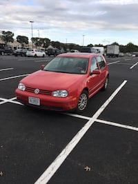 2003 Volkswagen Golf Sterling