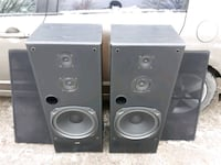 Loud jvc speakers