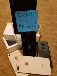 Cash for iPhones and Galaxy Bellevue, 68123