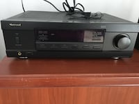 black DVD player with remote Herndon, 20170
