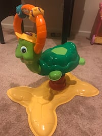 VTech bouncing turtle  Townsend, 19734
