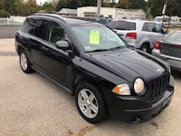 2007 JEEP COMPASS SPORT, 4CYL, 4WD- MILES: 124570 Coventry