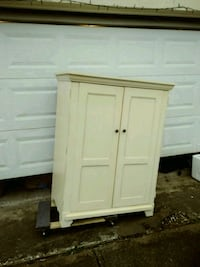 white wooden cabinet with drawer Bedford, 76021