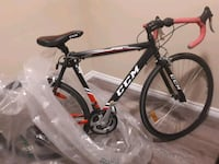 black and red hardtail mountain bike Guelph, N1H 1W8