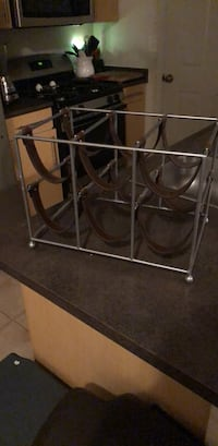 Metal and Leather Is one Holder  Ashburn, 20147