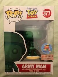 Funko Pop! Metallic Army Man (BoxLunch Exclusive) Palmdale, 93552