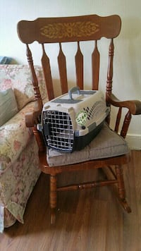 Practically new pet carrier!