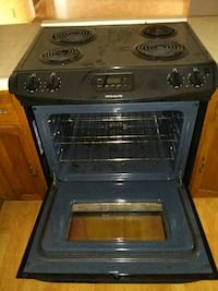 black and gray 4-burner gas range Tucson, 85730