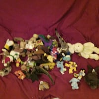 41 stuffed animals  Michigan, 48371