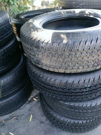 vehicle tire lot Santa Fe Springs, 90670