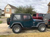 Jeep - Wrangler - 1997 Houston