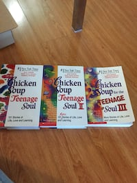 Chicken Soup for the teenage Soul Toronto, M2K 3C1