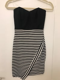 New Emprada Striped Dress - Small