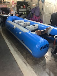 Star inflatable boat