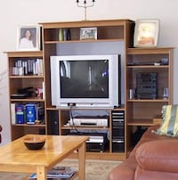 Shelf/tv unit from the brick  Vaughan, L4H 0M3